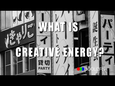 016 - What is Creative Energy with Brent Mail