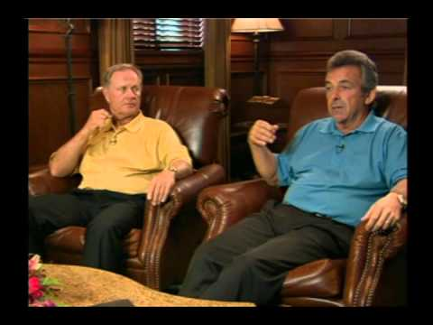 Golf Legends Jack Nicklaus & Tony Jacklin Discuss The Concession Golf Course And It's Inspiration