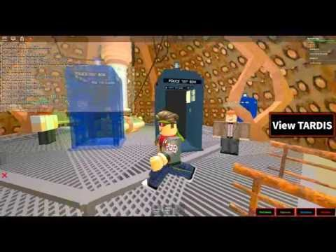 Roblox Doctor Who Adventures In Time Youtube - Roblox How To Do A Tardis Paradox In Doctor Who Travel In Time