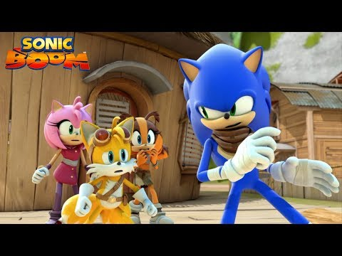 Sonic Boom | Buster | Episode 10