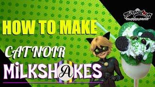 Miraculous Ladybug – Lindalee Kids Kitchen | Miraculous Cat Noir Milkshakes!