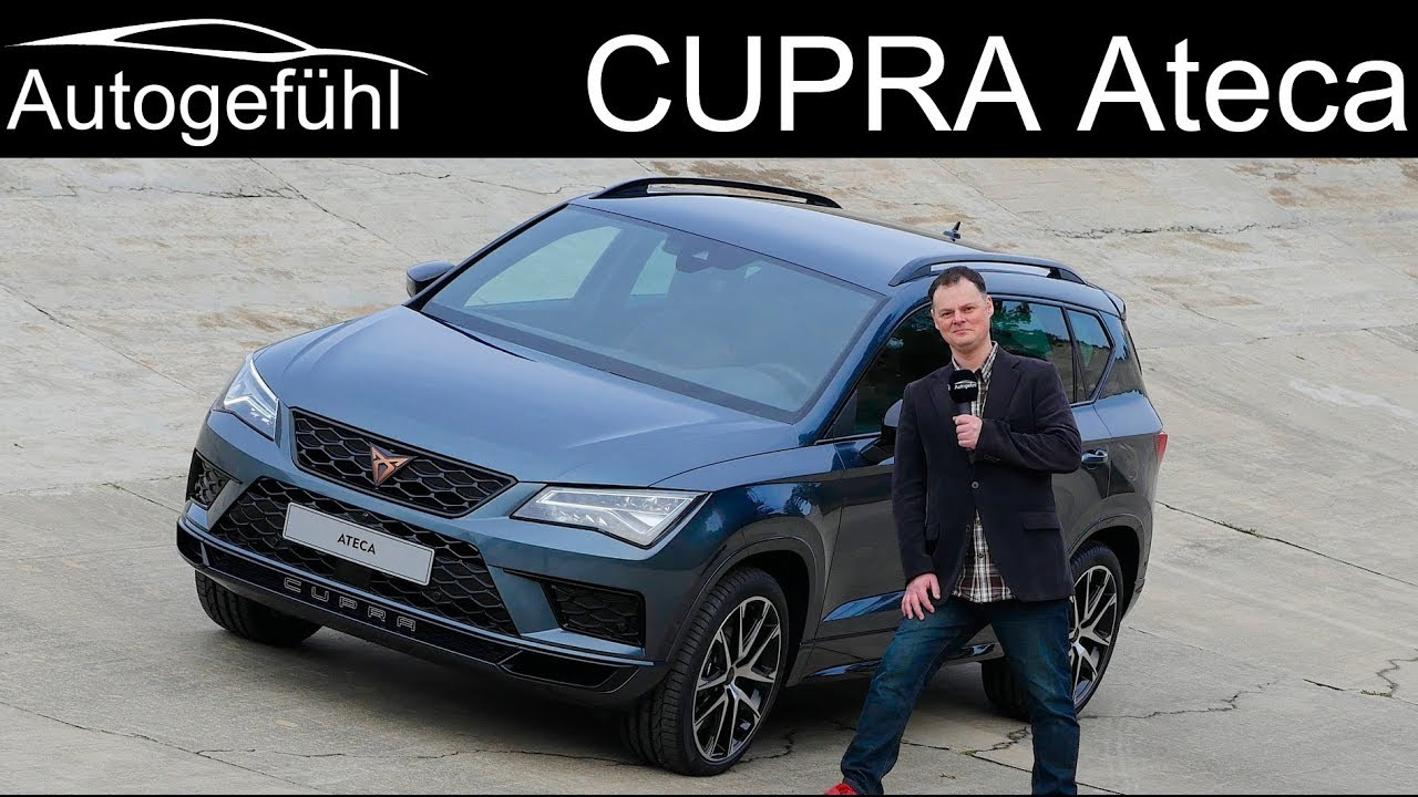 seat ateca cupra becomes new cupra ateca review. Black Bedroom Furniture Sets. Home Design Ideas