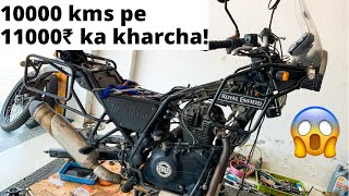 DON'T BUY HIMALAYAN before watching this! SERVICE COST & MAINTENANCE TIPS