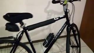 Ganti Sepeda Fixie Ke Sepeda Hybrid
