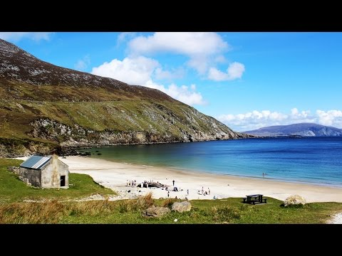 Achill Island and Keem Bay