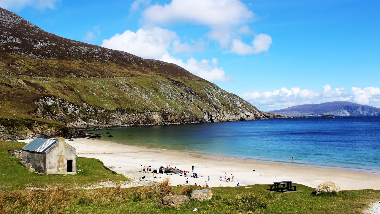 Image result for . Keem Bay, Co. Mayo