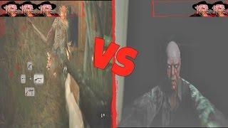 Outlast 2 VS Resident Evil 7 КТО КОГО?
