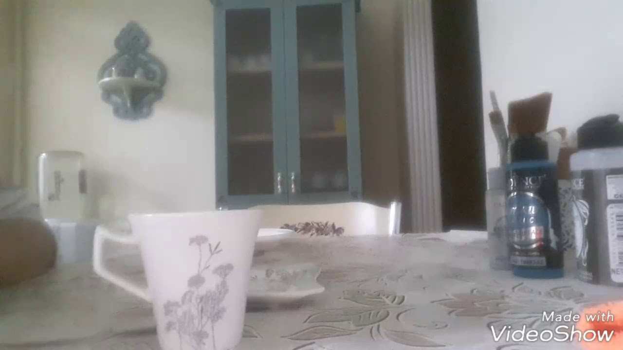 Kahve Fincani Boyama Youtube