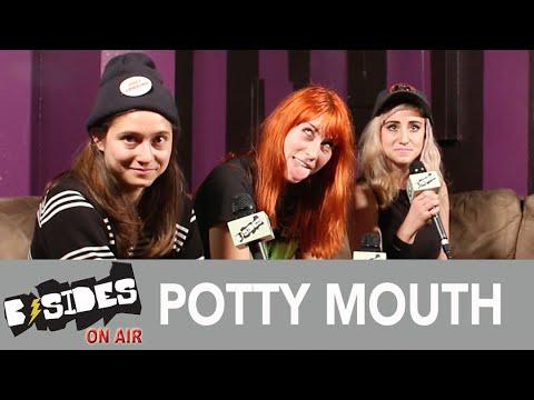 B-Sides On-Air: Interview - Potty Mouth Talk Veruca Salt Influences, Album