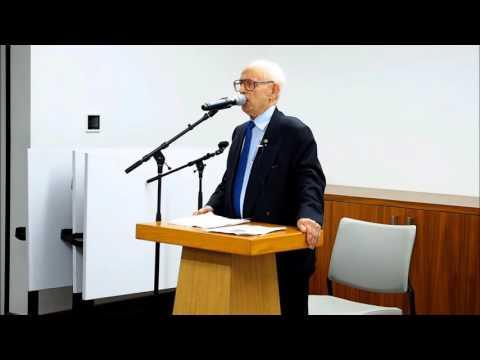 Temple Beth Sholom Brotherhood Speaker Series