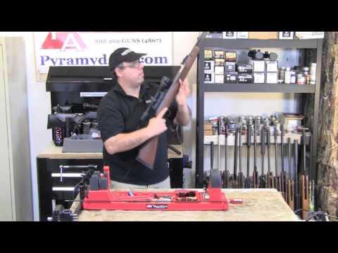 RWS 460 Magnum 22 - Airgun Review by AirgunWeb - YouTube