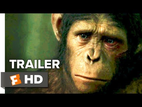 Thumbnail: War for the Planet of the Apes Trailer (2017) | 'Legacy' | Movieclips Trailers