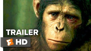 War for the Planet of the Apes Trailer (2017) | 'Legacy' | Movieclips Trailers