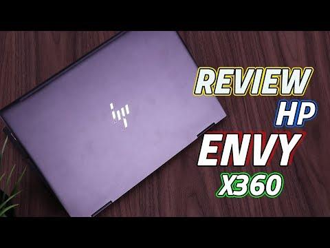 Review - HP ENVY x360 โน้ตบุ๊ค 2-in-1 เก่งรอบด้าน สเปค Ryzen 5 เพียง 29,990 บาท