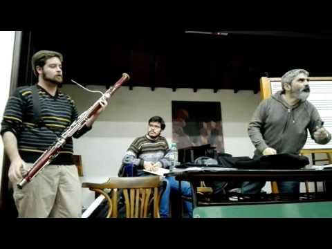 """Cátedra de Instrumentación Y Orquestación I. Cañas Dobles. El """"Fagot"""""""