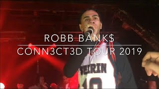 Robb Bank CONN3CT3D Tour 2019 Live At Club Space Miami