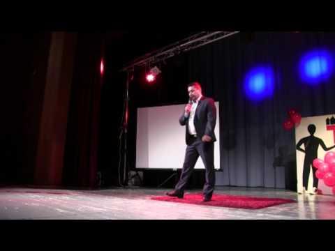 Hatred and prejudices didn´t stop me | Viktor Teru | TEDxYouth@TurcianskeTeplice