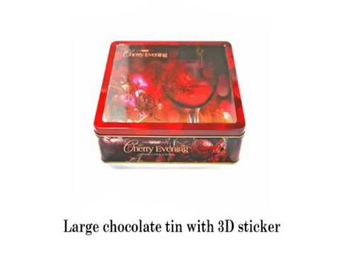 Get attractive tin boxes at wholesale prices from Tinpak us SD
