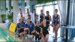 Соревнования по плаванию Balance sport&spa