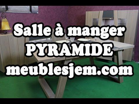 Salle manger pyramide youtube for Salle a manger youtube