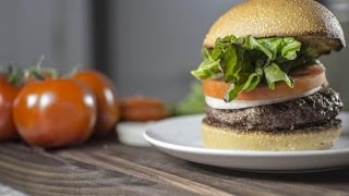 How To Cook A Burger On The Grill - Steak University