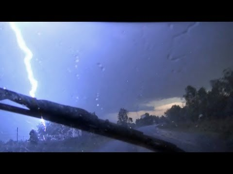 Lightning - Darling Downs 17th November 2012