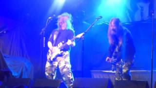 To Hell and Back - Sabaton. Revolution Live. Ft. Lauderdale FL. May 9, 2015