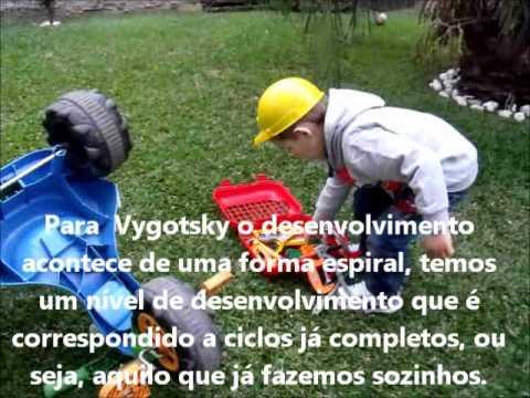 O desenvolvimento infantil - Lev Vygotsky