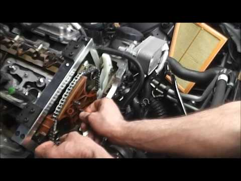 Download Youtube: BMW N20 and N26 Engine Timing Chain and Guide Replacement