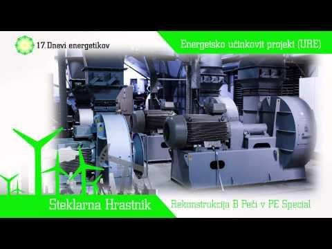 17. Dnevi energetikov 2015 - Steklarna Hrastnik