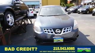 2012 Nissan Rogue, 100% Application Review Policy