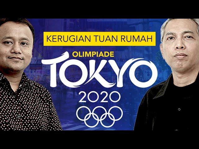 OLIMPIADE TOKYO 2020 DITUNDA, JEPANG RUGI TRILIUNAN RUPIAH