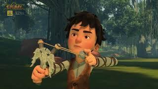 Emiray 25. Bölüm - Her Dileğin Bir Bedeli Vardır - TRT Çocuk Çizgi Film