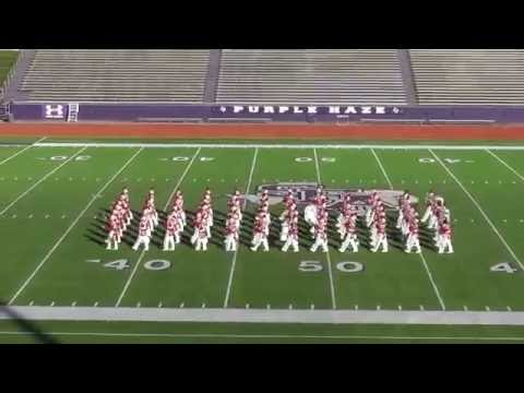Van High School Band 2016 - UIL Region 21 Marching Contest