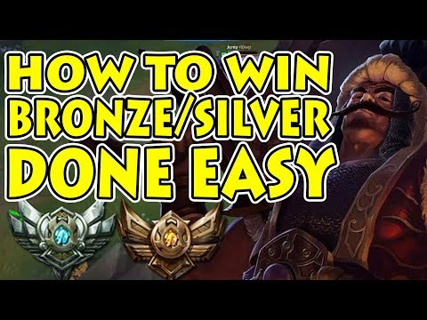 Win More Ranked Games By Watching This: Packed with Advice - Smurfing Silver Elo