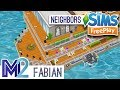 Sims FreePlay - Fabian's Cruise Ship (Neighbor Design)