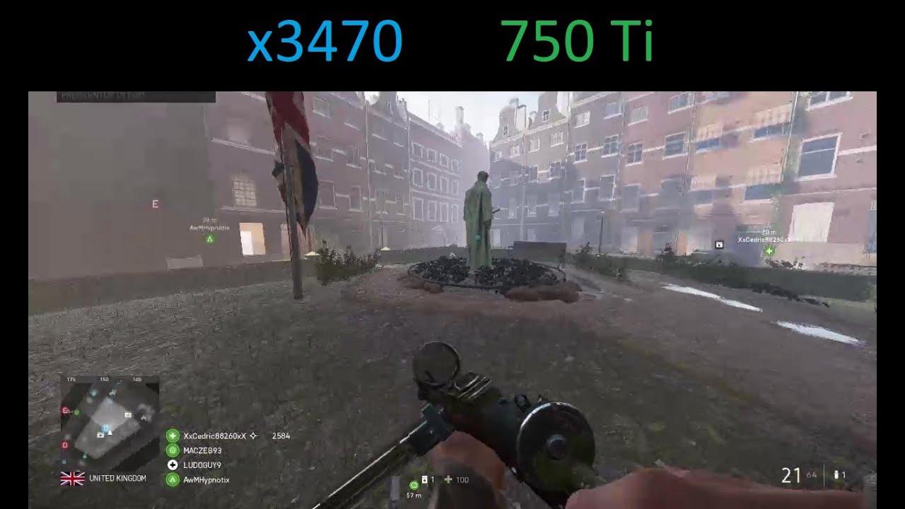 Посмотрите, как Battlefield 5 работает на бюджетном компьютере — геймплей на минималках