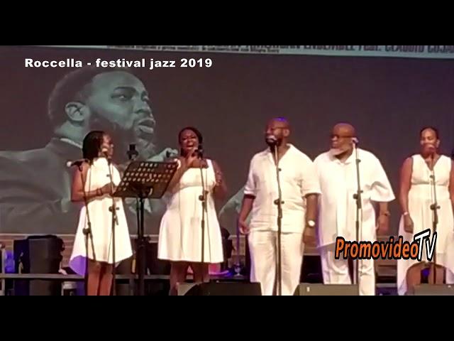 ROCCELLA  FESTIVAL JAZZ 2019