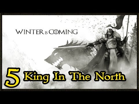 Destroying House Lannister - Stark Campaign - Game Of Thrones Total War Gameplay #5
