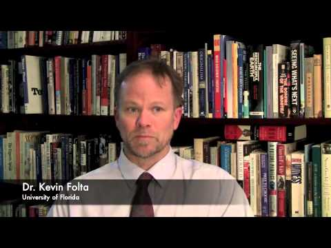 Genomics Expert Kevin Folta Explains How GMO Seeds Are Produced