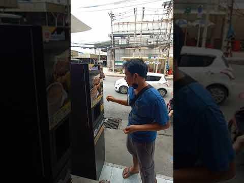 ตู้ที่เค้าตามหากัน กาแฟหยอดเหรียญ 10 ฿.ราม ซ.65 ตรงข้ามตึก FBT.