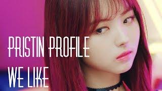 "Pristin Profile | ""We Like"""
