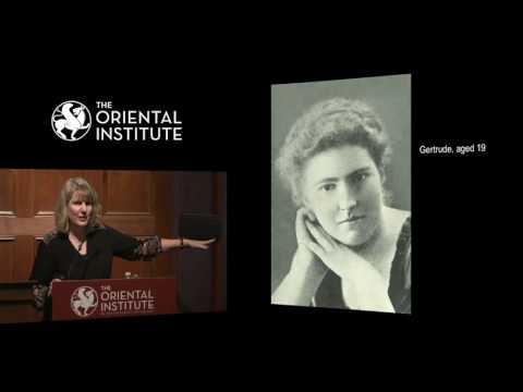 Lisa Cooper | Encounters With Ancient Splendors: Gertrude Bell