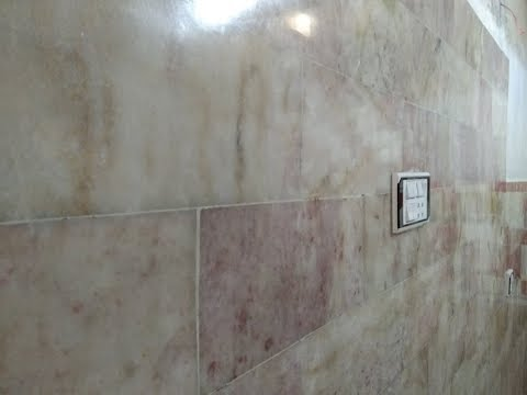 How To Polish Marble Wall Tiles