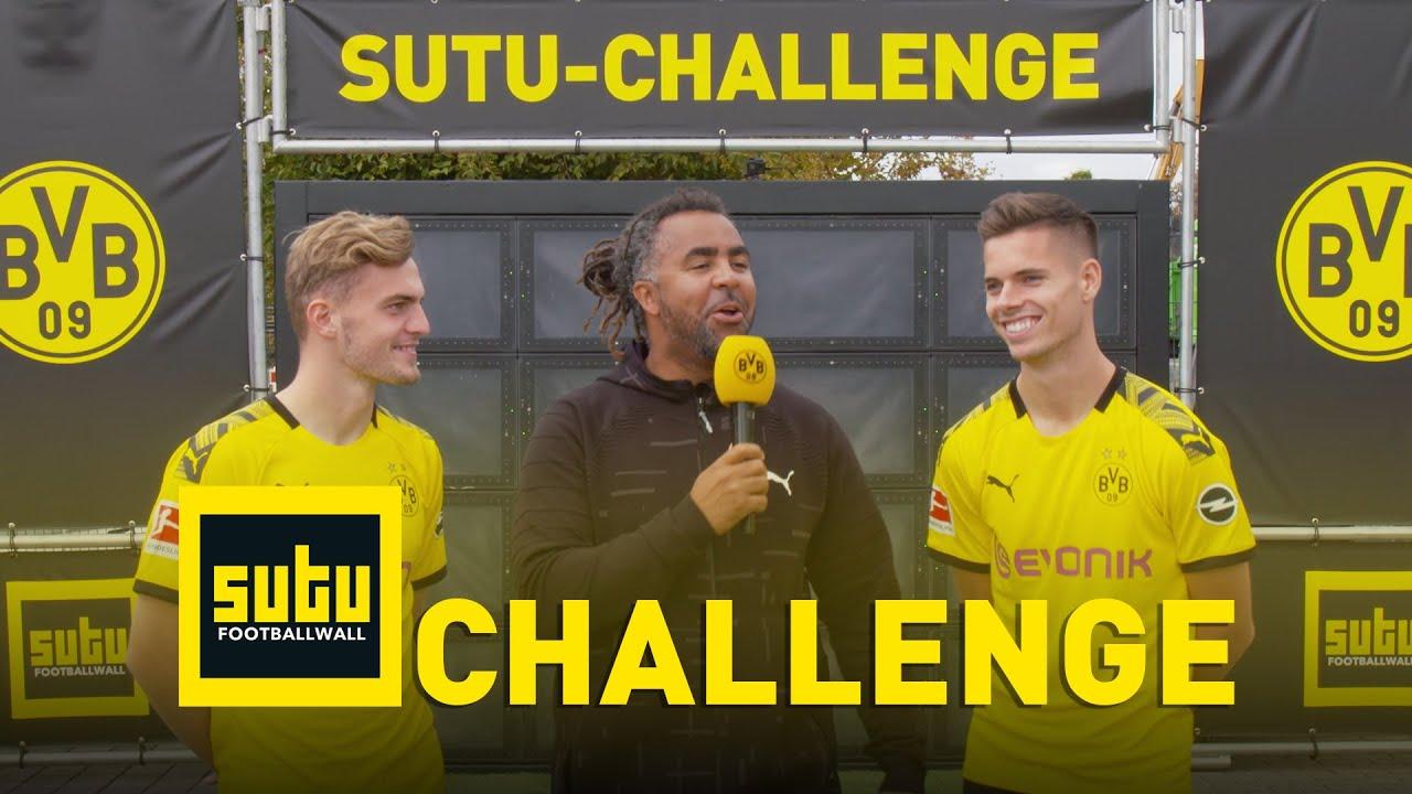Die BVB-Sutu-Challenge | Julian Weigl & Jacob Bruun Larsen | Episode 6