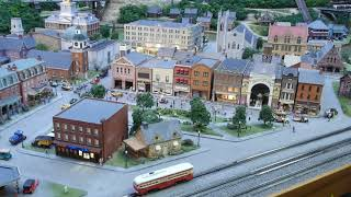 A Grand New Addition to Pittsburgh Miniature Railroad Display