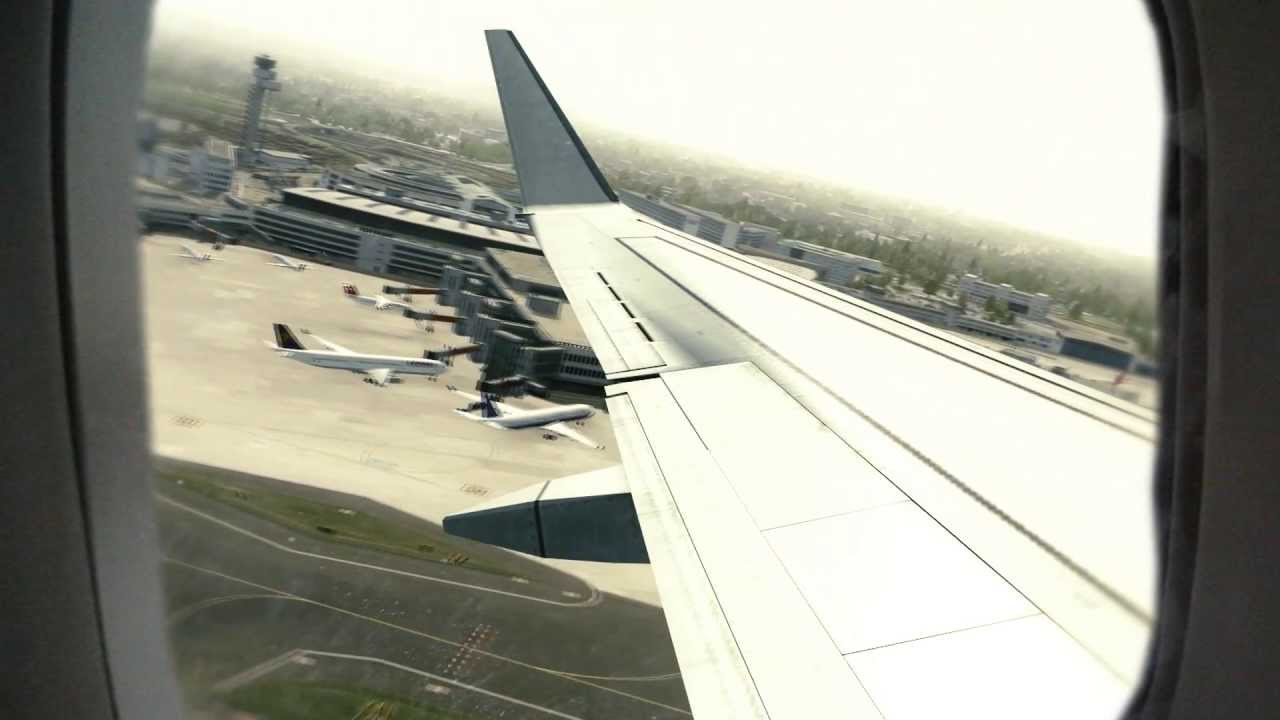 fsx 5 0 ghz aerosoft dusseldorf and my traffic 2013 full settings as real as it gets youtube. Black Bedroom Furniture Sets. Home Design Ideas