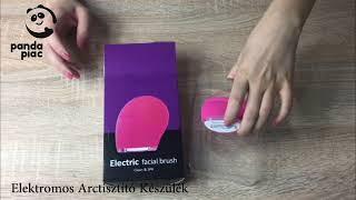 Elektromos Arctisztító Készülék Unboxing