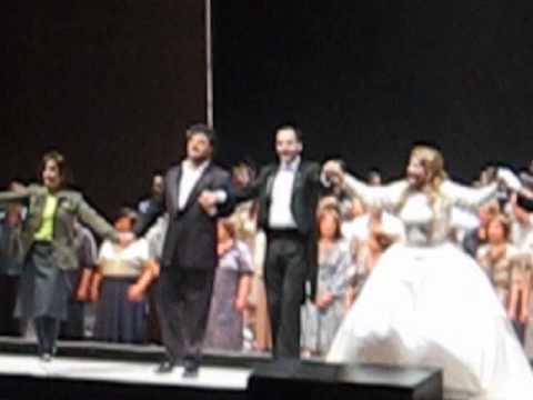 Turandot curtain calls