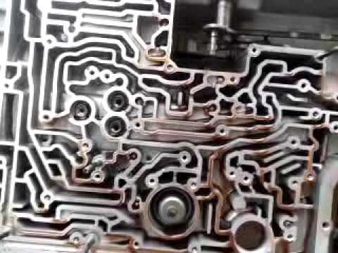 reverse manual valve body 4l80e